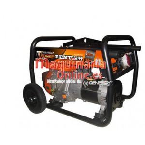 Generador Gasolina Rent AM-7T 6000W 230/400V
